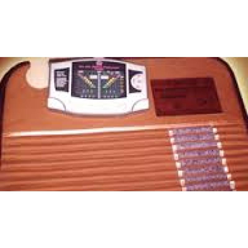 amethyst health product mattress mats mat ce vital oem heating fir