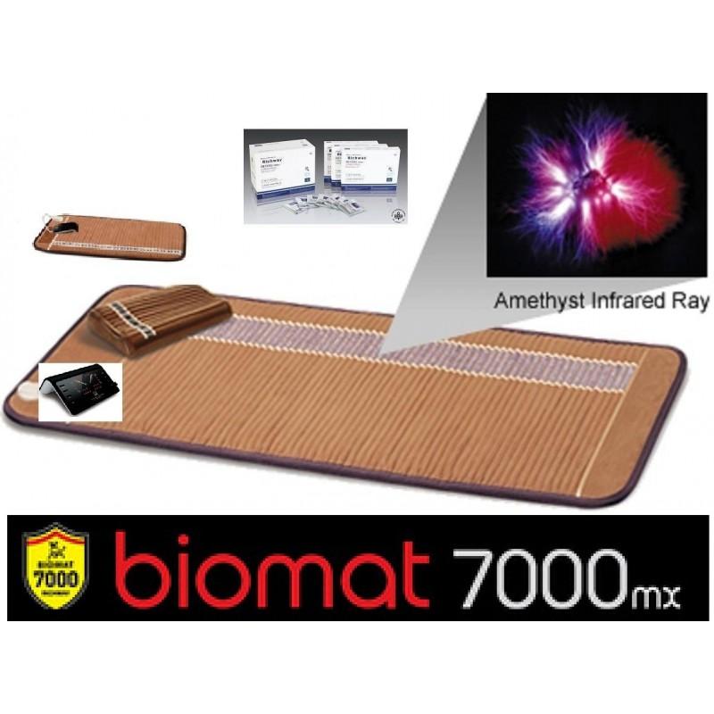 Infrared Therapy Amethyst Professional Bio Mat Mini Bio