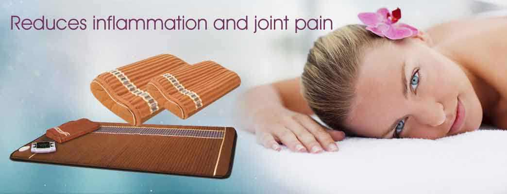 Reduces inflammation and joint pain